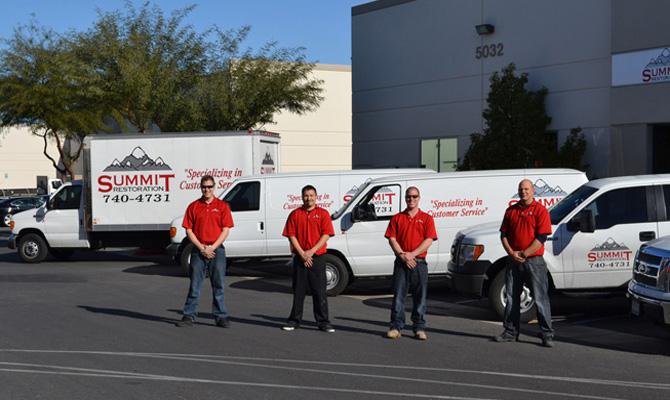 4 Summit Employees